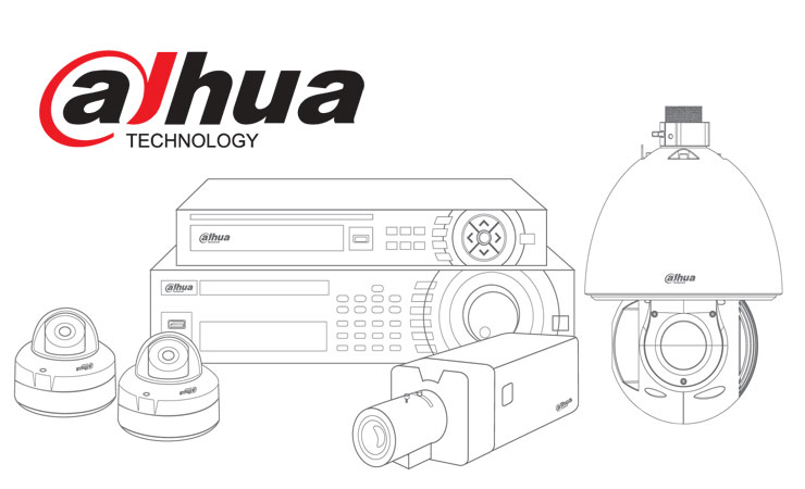 Catalog Camera Dahua Version Q3-2017