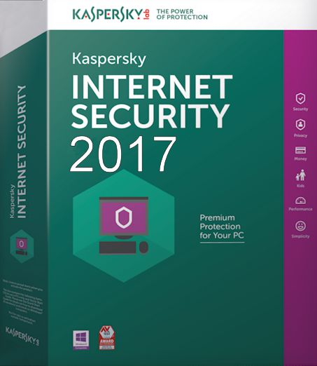 Phầnn mềm diệt virus Kaspersky Internet security